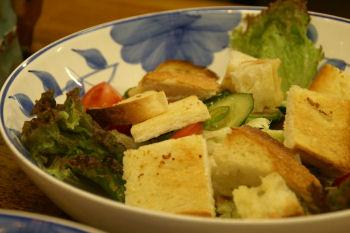 20091012 サラダ