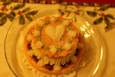 20091209 ケーキ