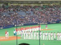 中日VS広島