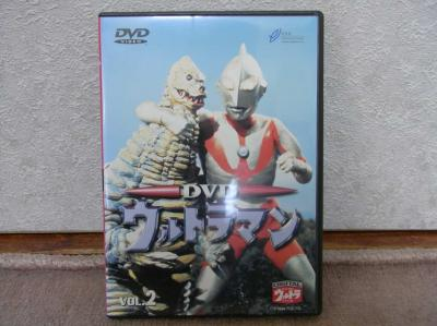 DVD ウルトラマン 2巻