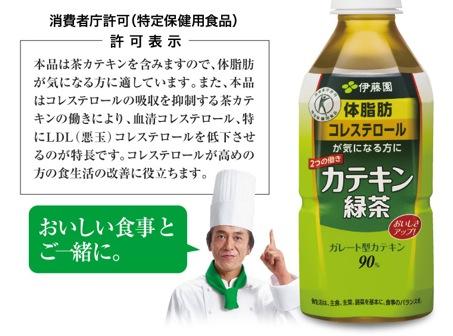 伊藤園カテキン2