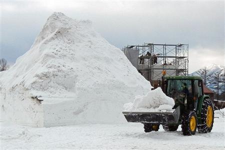 岩手雪祭り1