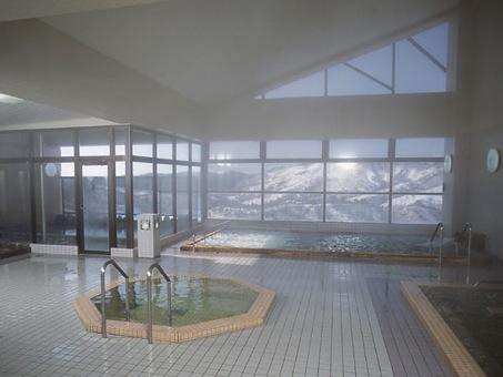 秋田無料スキー場2