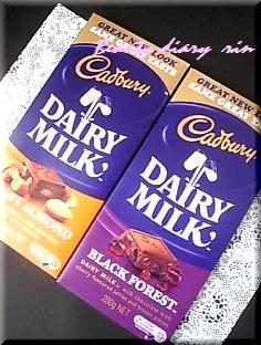 おまけのチョコレート