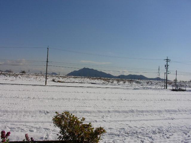 2009雪景色
