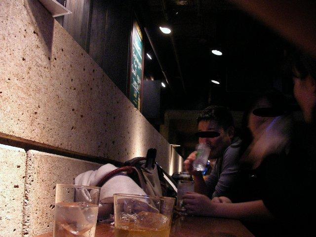 バーにて1
