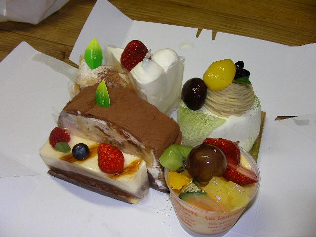 n38御祝いのケーキ