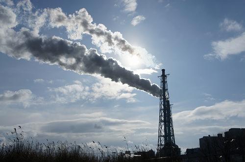 苫東・火力発電所