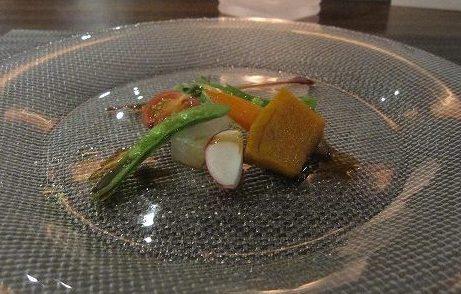 北海道野菜の前菜