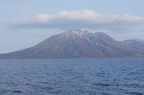 支笏湖だい!!
