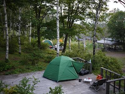 s-18:05キャンプ