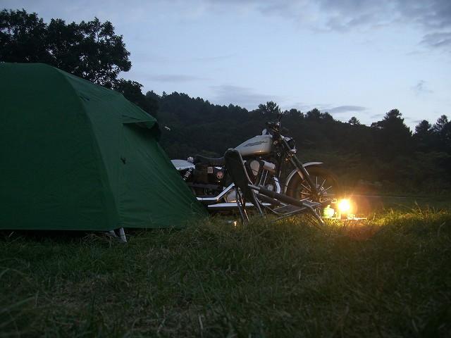 s-18:17カヤの平キャンプ場