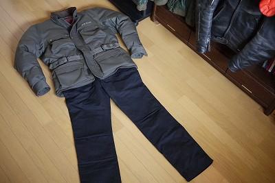 2010.11.14冬装備