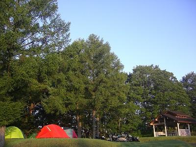 s-6:06蒜山高原キャンプ場