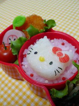キティちゃんのお弁当2
