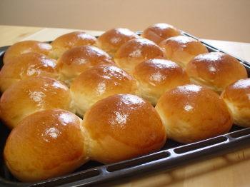 ふんわりちぎりパン