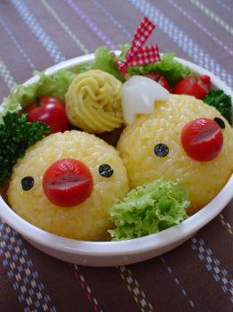 ひよこちゃんのお弁当2