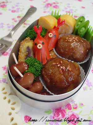 タコちゃんのお弁当