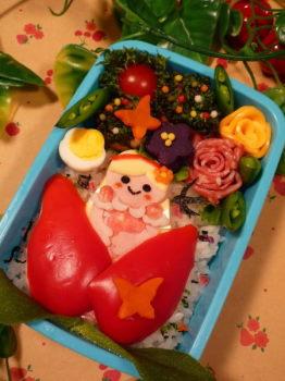 おやゆび姫のお弁当*ミニーさん作