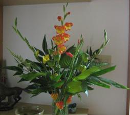 ベアトリクスお花
