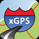 xGPS アプリ