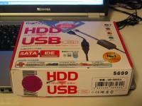 HDD-USBケーブル