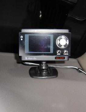 レーダー探知機