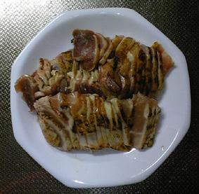 宮崎地鶏たたき
