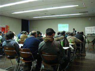 新農薬説明会2010