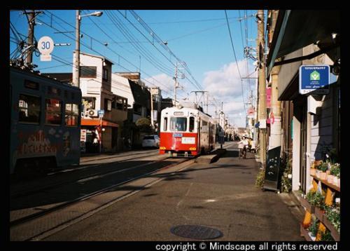 阪堺電車上町線1