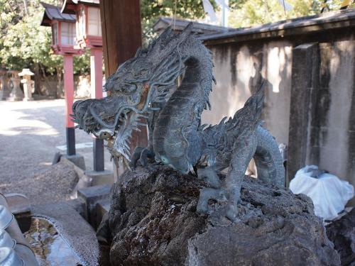 男前ドラゴン