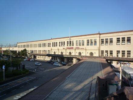 宇治山田駅遠景