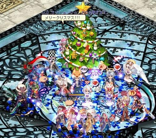 メリークリスマス要塞