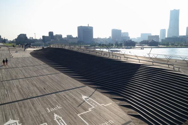 横浜港大桟橋1