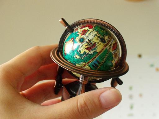 terrestrial globe2