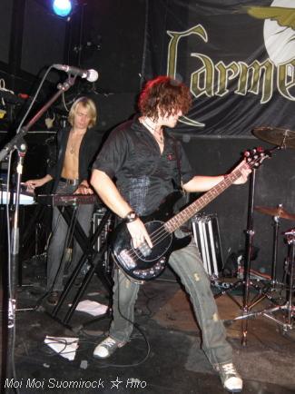 Carmen Gray Semifinal 10.10.2009
