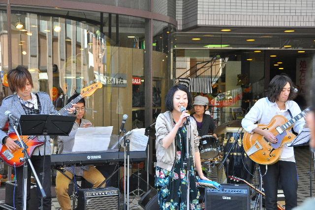 Crazy Atsumi Band2