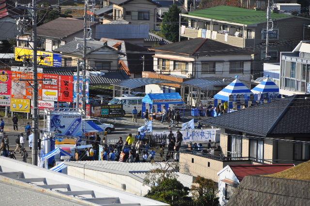 ジュビロヤマハホーム最終試合