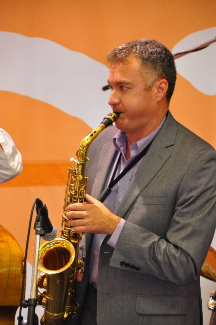 Jim Butler Quartet 8