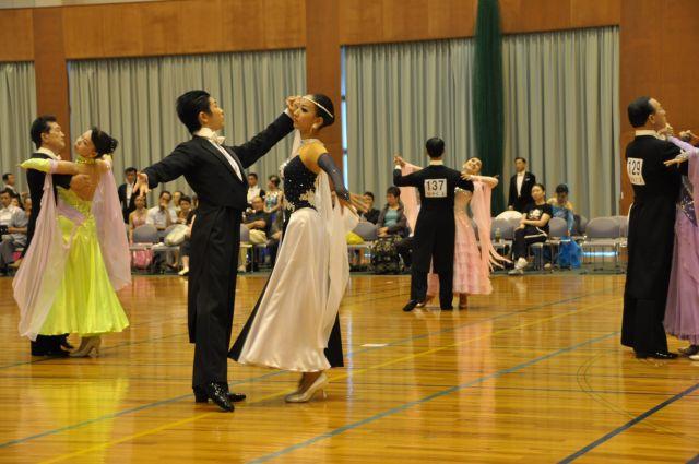 ダンススポーツ選手権3