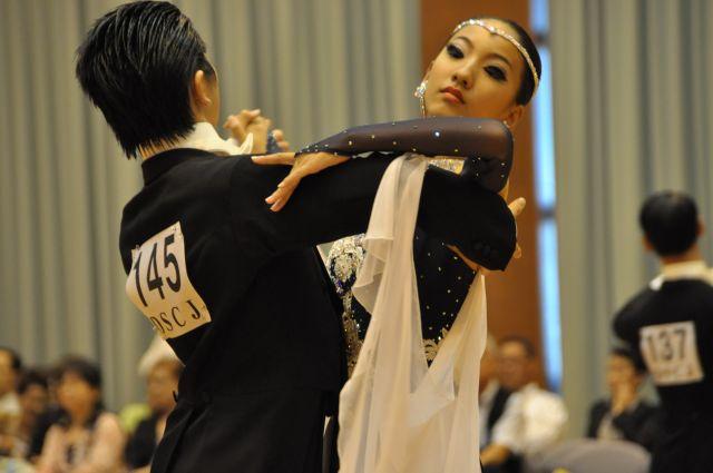 ダンススポーツ選手権4