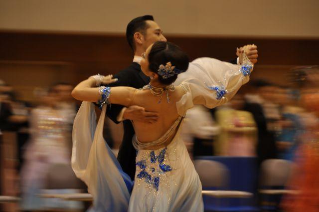 ダンススポーツ選手権6