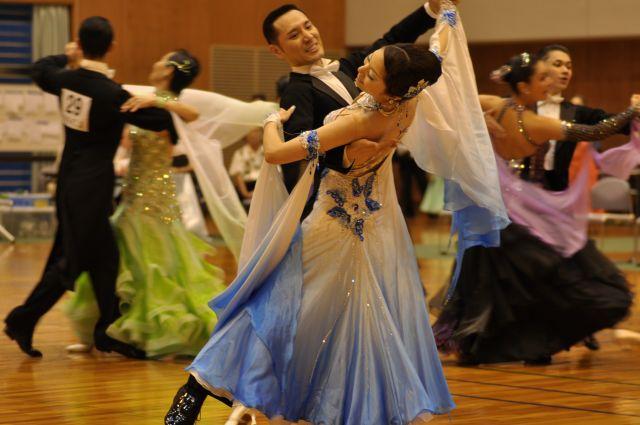 ダンススポーツ選手権7