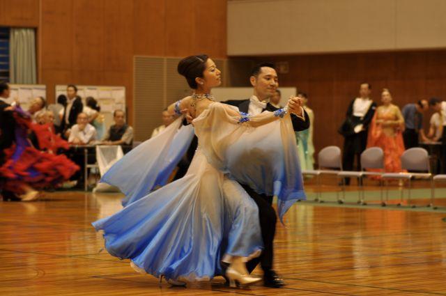 ダンススポーツ選手権8