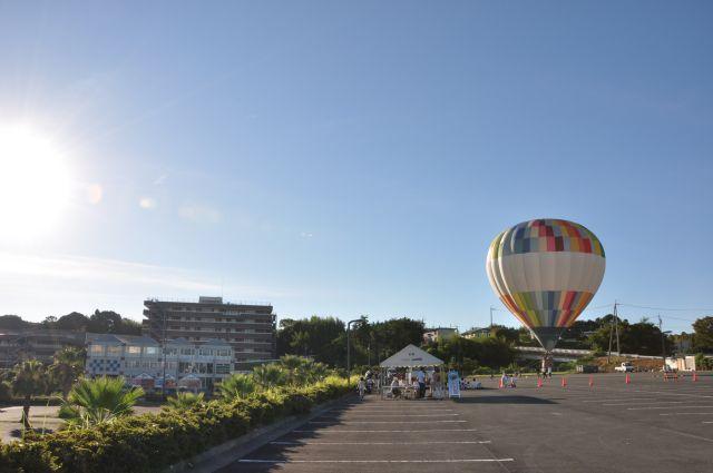 熱気球 2