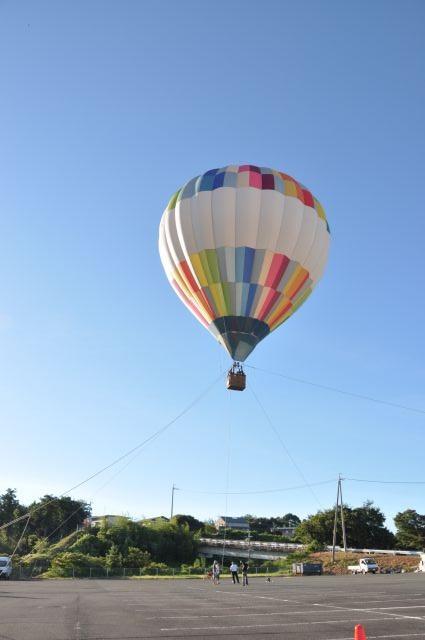 熱気球 3