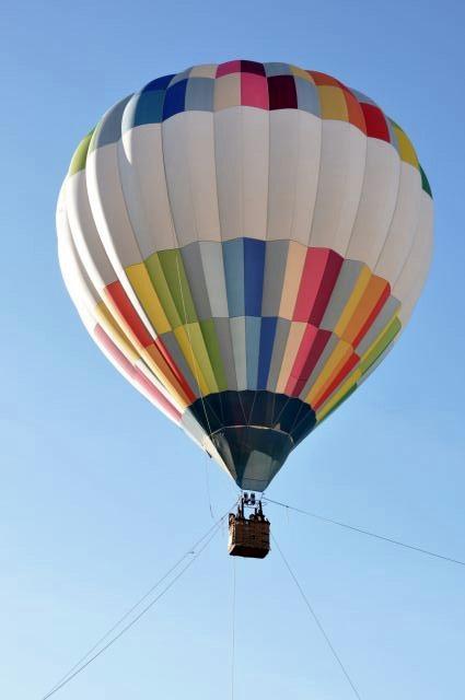 熱気球 4