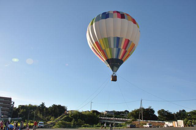 熱気球 6