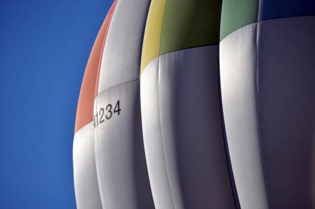 熱気球 9