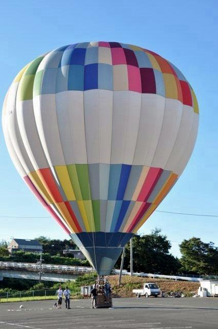 熱気球 7
